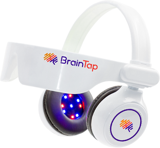 BrainTap Headset - BrainTap-The Best Meditation App for Your Unique Brain